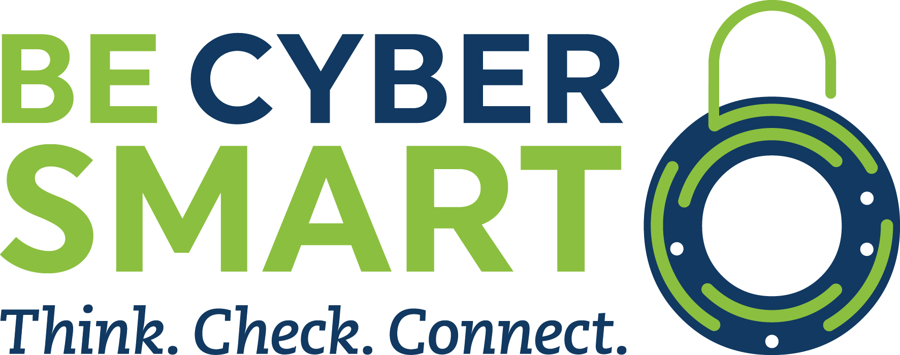 Be cyber smart think check connect